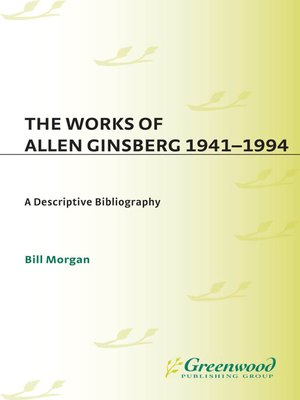 the message in the literary works of allen ginsberg About the poet a disciple of american liberties found in the writings of walt whitman, herman melville, henry david thoreau, and ralph waldo emerson, irwin allen ginsberg was a latter-day prophet of freedom.
