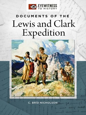 cover image of Documents of the Lewis and Clark Expedition