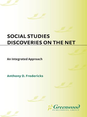cover image of Social Studies Discoveries on the Net