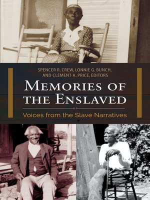 cover image of Memories of the Enslaved