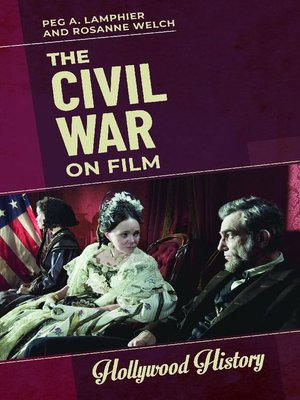 cover image of The Civil War on Film