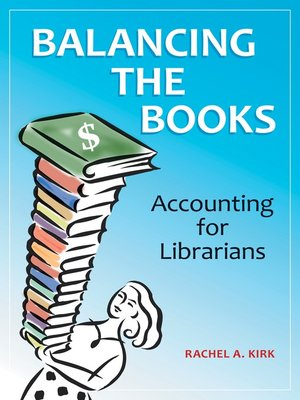 cover image of Balancing the Books