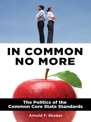 cover image of In Common No More
