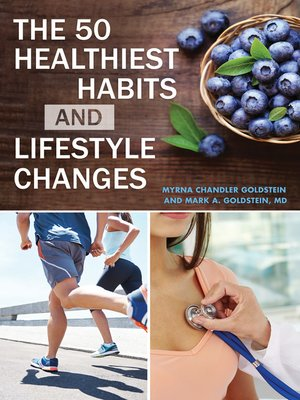cover image of The 50 Healthiest Habits and Lifestyle Changes
