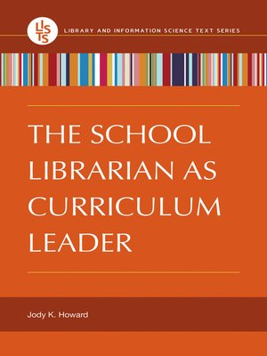 cover image of The School Librarian as Curriculum Leader