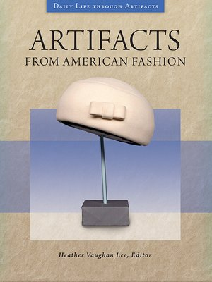 cover image of Artifacts from American Fashion
