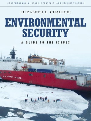 cover image of Environmental Security