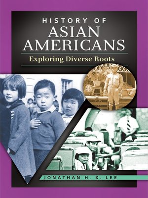cover image of History of Asian Americans