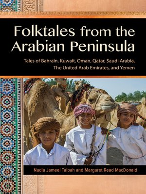 cover image of Folktales from the Arabian Peninsula