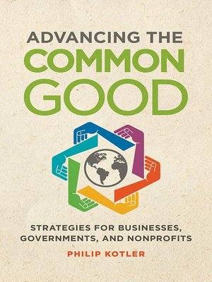 cover image of Advancing the Common Good