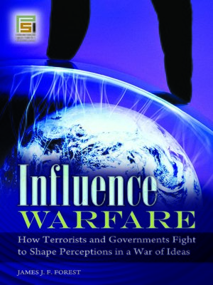 cover image of Influence Warfare
