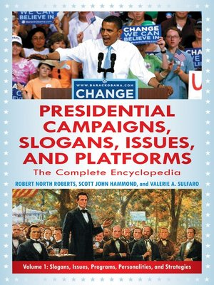cover image of Presidential Campaigns, Slogans, Issues, and Platforms