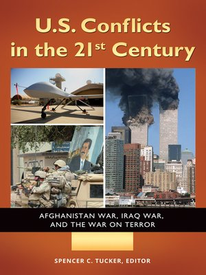 cover image of U.S. Conflicts in the 21st Century