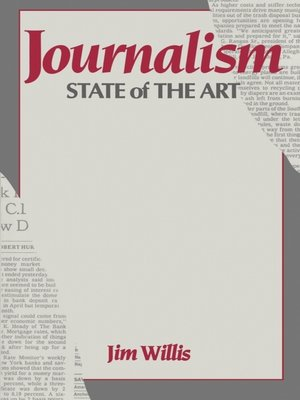 cover image of Journalism