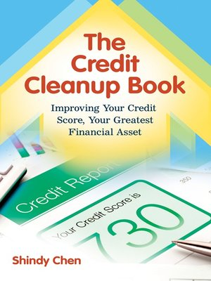 cover image of The Credit Cleanup Book