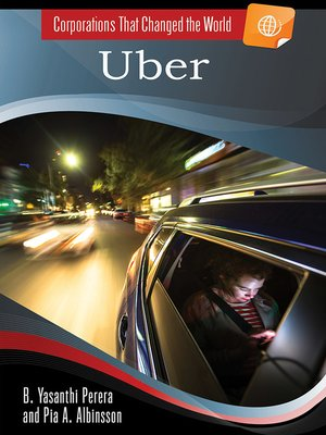cover image of Uber