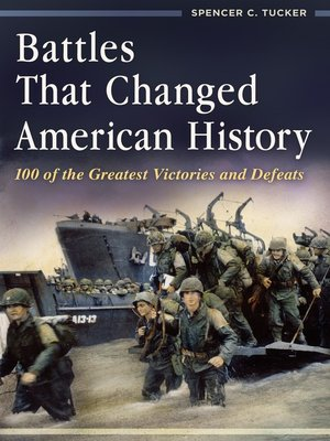 cover image of Battles That Changed American History