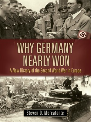 cover image of Why Germany Nearly Won