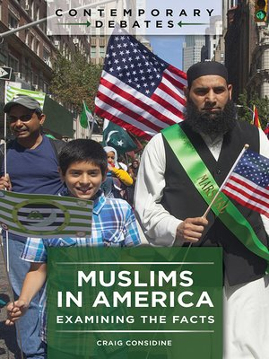 cover image of Muslims in America