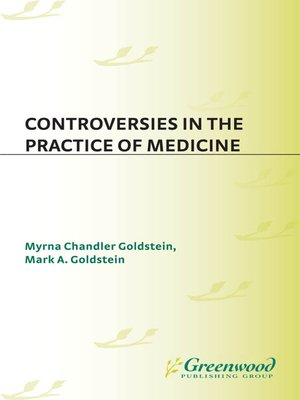 cover image of Controversies in the Practice of Medicine