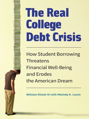 cover image of The Real College Debt Crisis