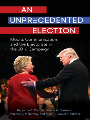 cover image of An Unprecedented Election