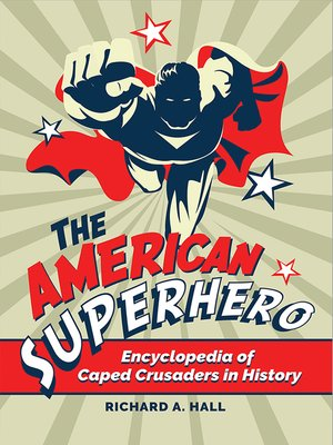 cover image of The American Superhero