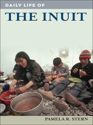 cover image of Daily Life of the Inuit