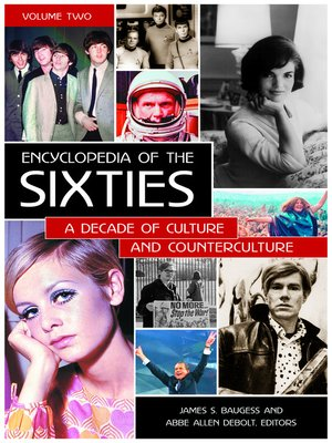 cover image of Encyclopedia of the Sixties