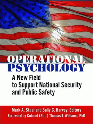 cover image of Operational Psychology