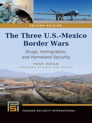 cover image of The Three U.S.-Mexico Border Wars