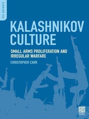 cover image of Kalashnikov Culture