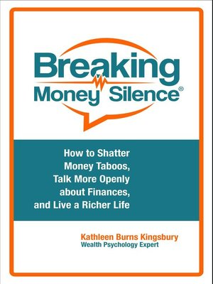 cover image of Breaking Money Silence®