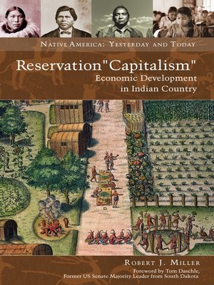 "cover image of Reservation ""Capitalism"""