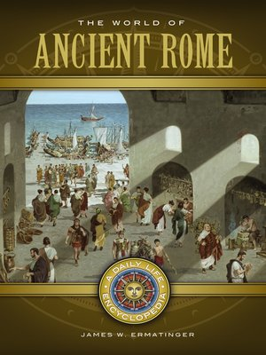 cover image of The World of Ancient Rome