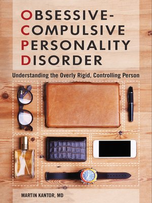 cover image of Obsessive-Compulsive Personality Disorder