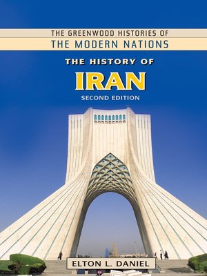 cover image of The History of Iran