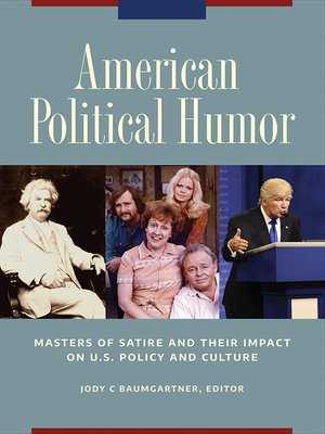 cover image of American Political Humor