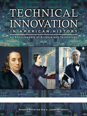 cover image of Technical Innovation in American History
