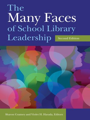 cover image of The Many Faces of School Library Leadership