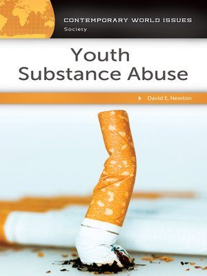 cover image of Youth Substance Abuse