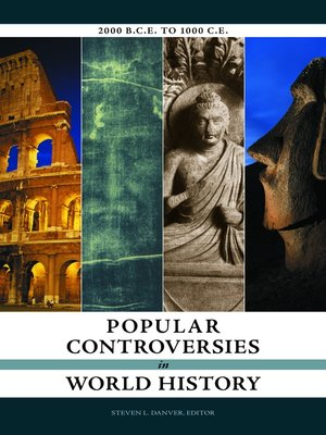 cover image of Popular Controversies in World History