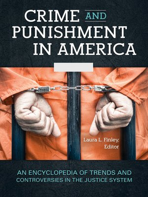 cover image of Crime and Punishment in America