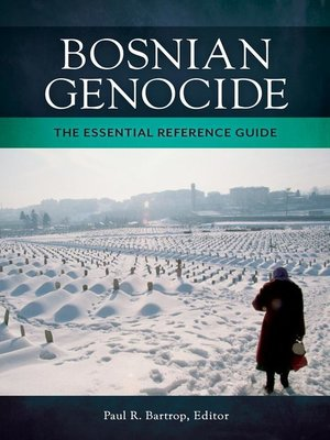 cover image of Bosnian Genocide
