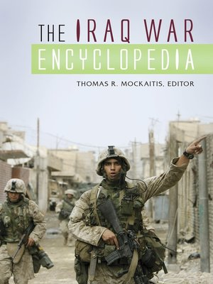 cover image of The Iraq War Encyclopedia