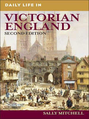 cover image of Daily Life in Victorian England
