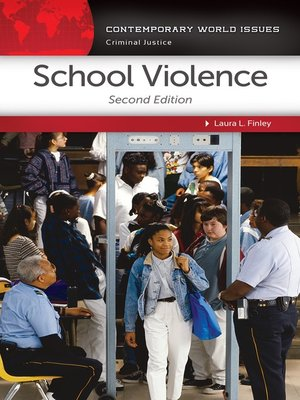 cover image of School Violence