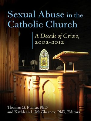 cover image of Sexual Abuse in the Catholic Church