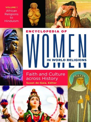 cover image of Encyclopedia of Women in World Religions