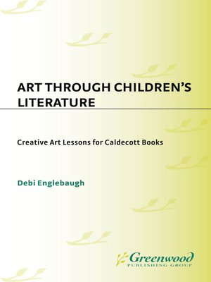 cover image of Art Through Children's Literature